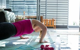 Prednosti vadbe doma