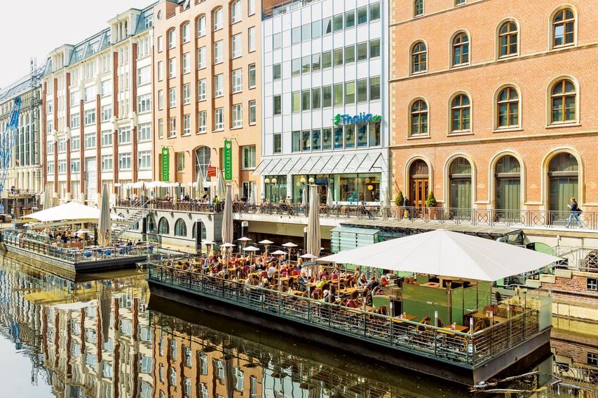 Hamburg: Sprehod po enem najbolj živahnih, zelenih in netipičnih nemških mest