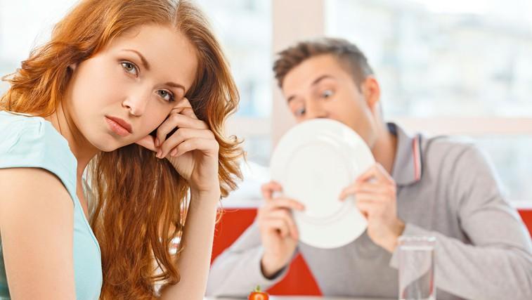 6 znakov, da je moški preveč nadležen (foto: shutterstock)