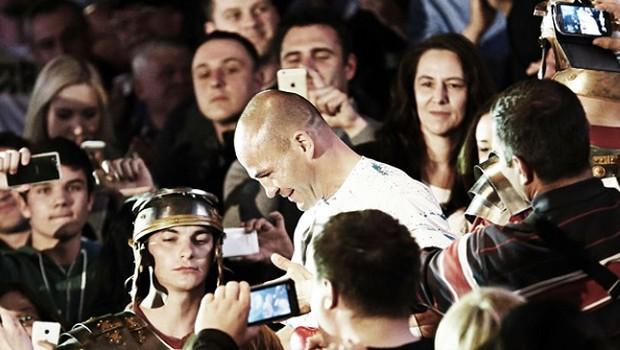 Dejan Zavec Boxing Gala v Thermani Laško (foto: Promo)