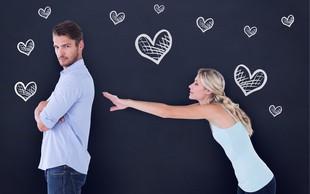 Zdrav način spoprijemanja z zavrnitvijo v ljubezni