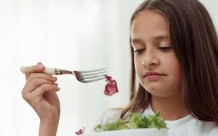 Nevarno hujšanje najstnic s pomočjo hitrih diet