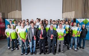 Coca-Cola s podpisom sponzorske pogodbe z OKS-ZŠZ podpira olimpijsko gibanje v Sloveniji do leta 2020