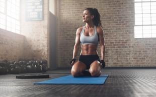 Zakaj pa vi telovadite?
