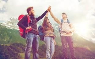 5 konkretnih razlogov, zakaj Slovenci tako zelo ljubimo hribe