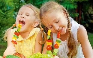 Otroci in zelenjava: Te jedi bodo preprosto vzljubili!
