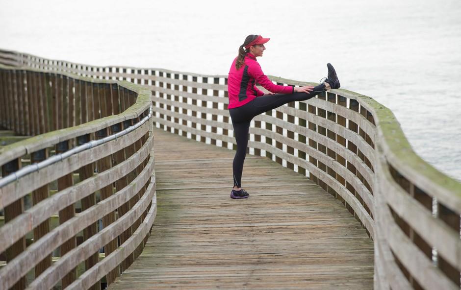 Kaj obleči za trening teka? (foto: Profimedia)