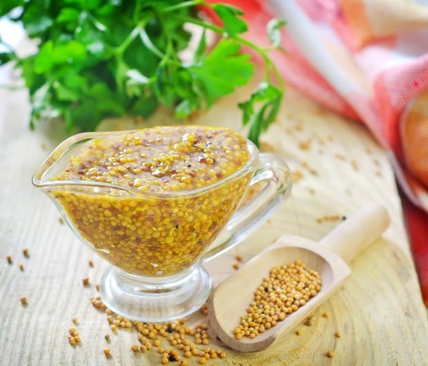 GORČICA Semena po mnenju raziskovalcev pospešujejo metabolizem za kar 25 odstotkov.