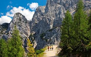 Najlepše pohodniške trase v Sloveniji in po svetu