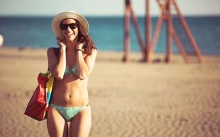 6 lepotnih nasvetov za pripravo telesa na tople dni