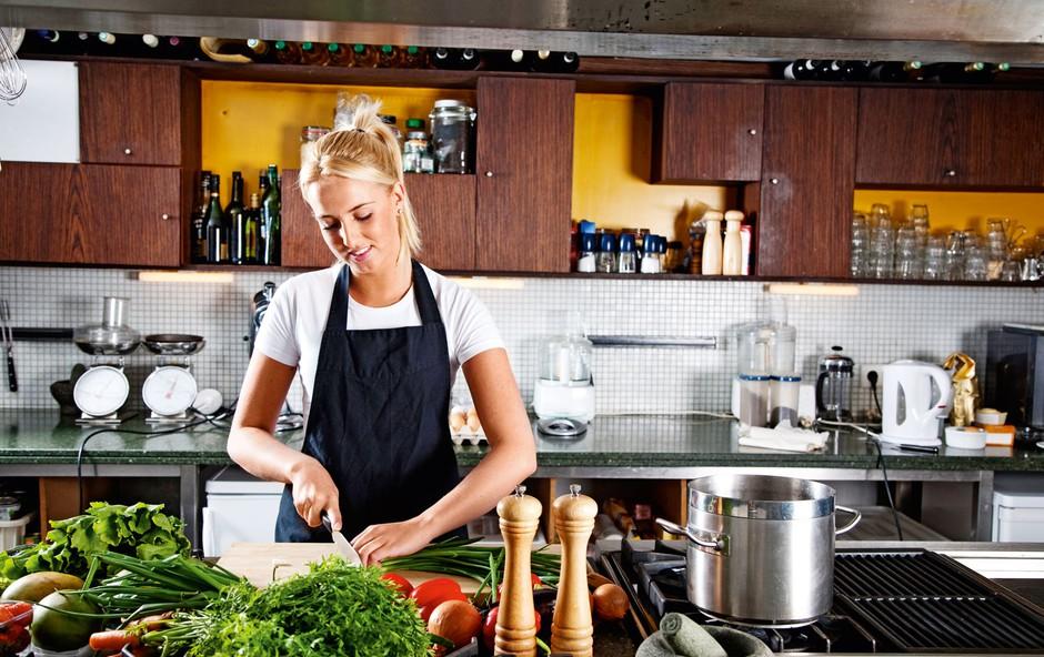 9 trikov, ki vas lahko uvrstijo med vrhunske kuharje! (foto: shutterstock)