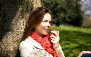 Nadzorujte razpoloženje s prehrano