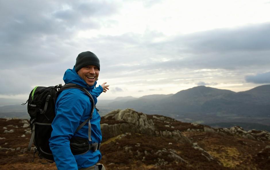 Plezanje in pohodništvo: nasveti za trening in vaje (foto: Profimedia)