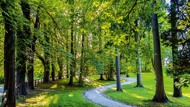 Zeleni turizem v Sloveniji (foto: shutterstock)