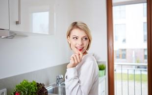 5 preprostih prehranjevalnih navad, ki vas bodo pripeljale do boljšega počutja in vitke linije