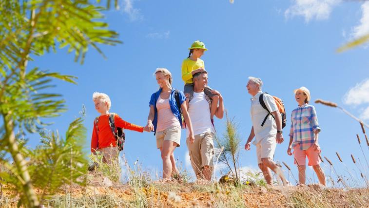 Kako postati aktivna družina (foto: Profimedia)