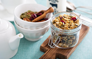 3 odlična živila za aktivne, ki jih lahko pripravite vnaprej