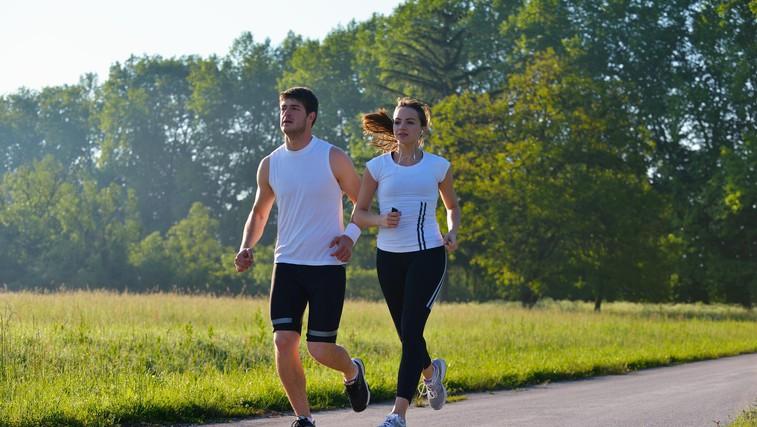Tecite hitreje: Preizkusite naslednje prijeme za tekaški napredek (foto: Profimedia)