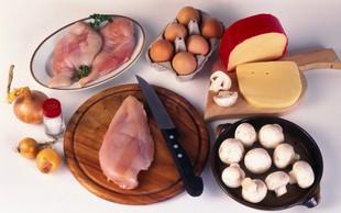 5 znakov, da v vaši prehrani primanjkuje beljakovin