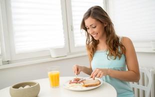 Eden najpogostejših vzrokov za naraščanje telesne teže