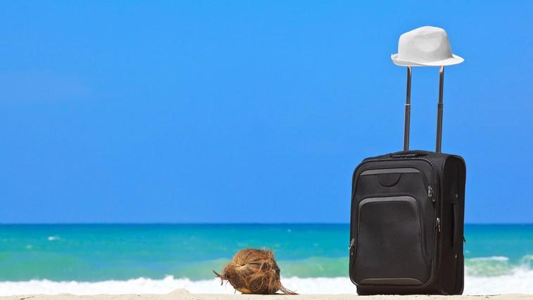 Počitnice in optimalno pakiranje kovčkov (foto: Profimedia)