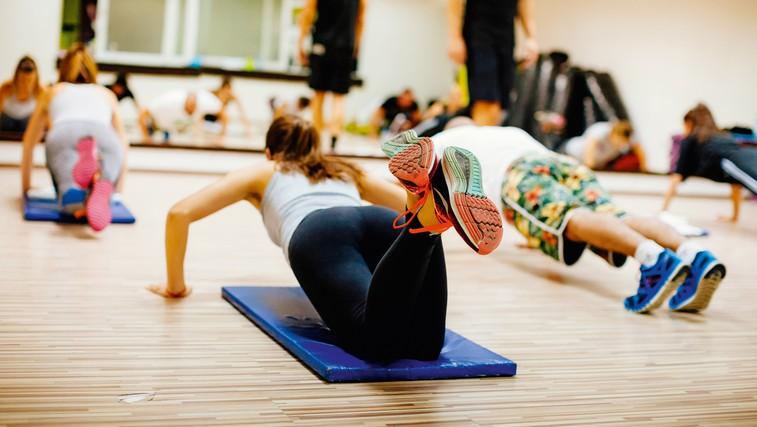 Natančen vodnik tedenske vadbe, če želite izgubiti kilograme (foto: Shutterstock.com)