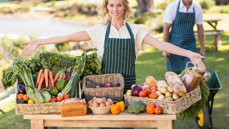 Top 17 sezonskih živil v juniju (foto: Profimedia)