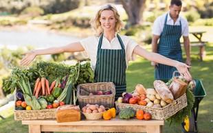 Top 17 sezonskih živil v juniju