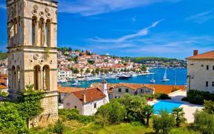 Hrvaška: Kam poleti najraje zahajamo Slovenci