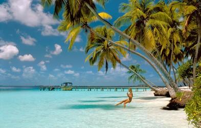 Maldivi - pobeg od realnosti