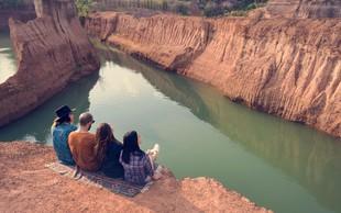 Nasveti za načrtovanje potovanja s prijatelji