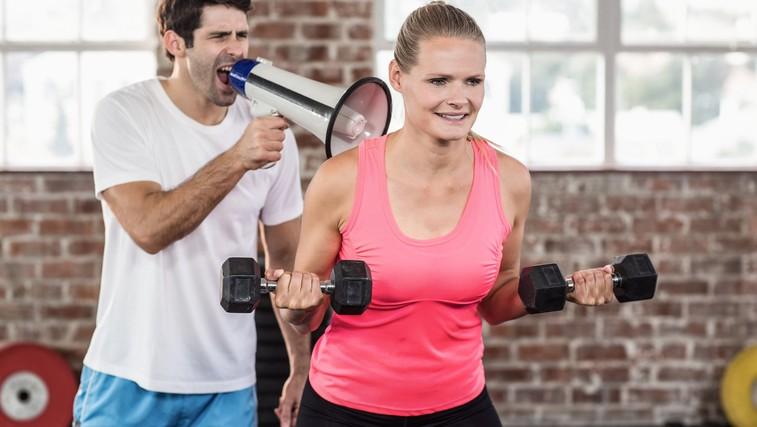 Je tudi vam pobegnila motivacija za vadbo? (foto: Profimedia)
