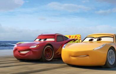 Družinski vikend: Avtomobili 3