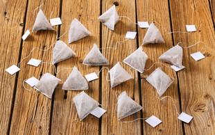 10 unikatnih načinov, kako uporabiti čajno vrečko