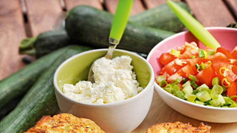 Bučkine polpete s sirom in paradižniki (foto: Profimedia)