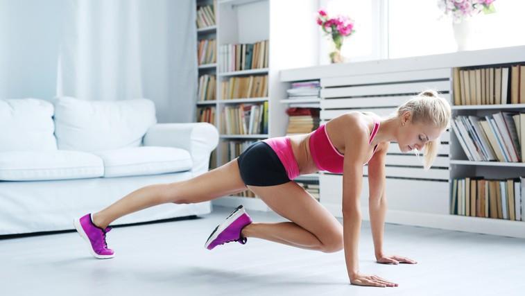Nujna vadba pred poletjem: kurjenje kalorij v hitrem tempu (foto: Profimedia)