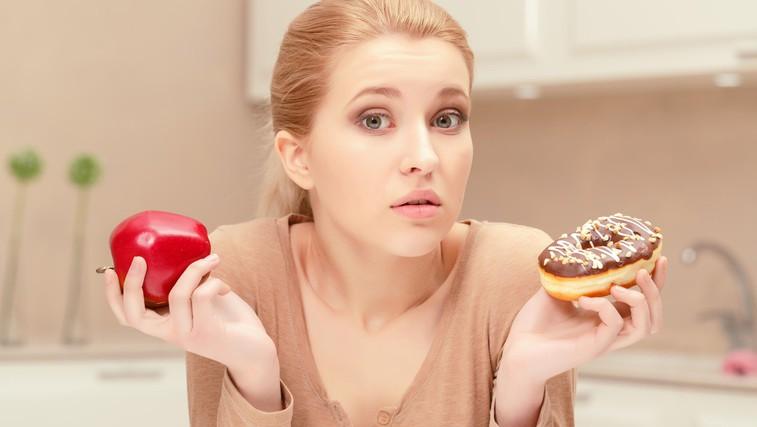 Ali maščobe redijo enako kot sladkor? (foto: Profimedia)