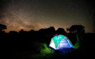 9 razlogov za kampiranje
