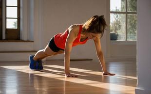 3 vaje za čvrste trebušne mišice, ki bodo pravi izziv! Zmorete? (VIDEO)