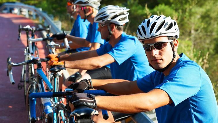 Dirka po Sloveniji: Kdo poleg kolesarjev sestavlja ekipo? (foto: Profimedia)