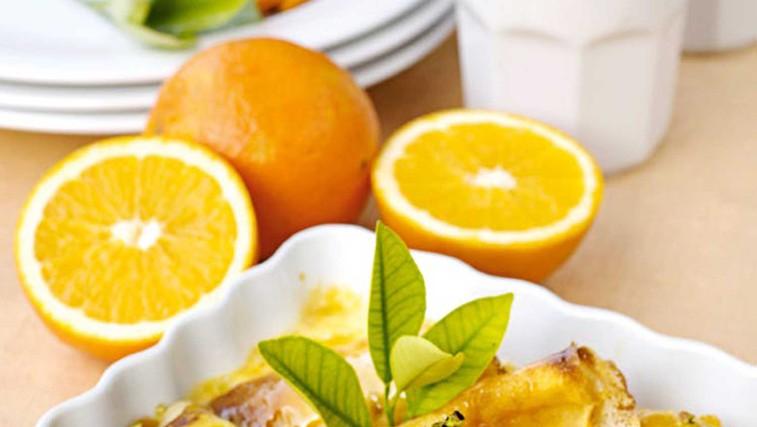 Palačinke s pomarančami (foto: Profimedia)
