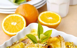 Palačinke s pomarančami