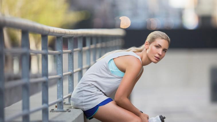 6 znakov, da prepogosto izvajate aerobne aktivnosti (foto: Profimedia)