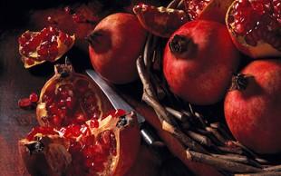 5 zdravih učinkov granatnega jabolka