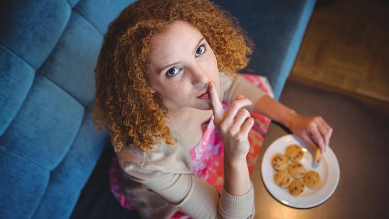 8 načinov, kako prelisičiti možgane in zatreti željo po sladkorju in nezdravi hrani (foto: Profimedia)