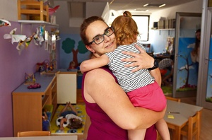 Jana Fleišer, ustanoviteljica zasebnega vrtca Dobra teta: Otroci pokažejo stisko staršev