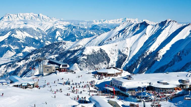 Smučanje poleti: Ledeniška smučišča v Avstriji (foto: Shutterstock)