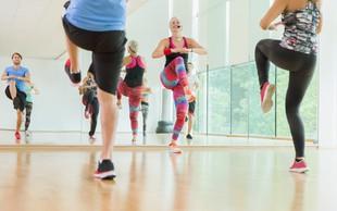 Kako izbrati ustrezno aerobiko?