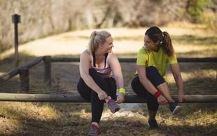 7 pogostih napak pri poletni vadbi