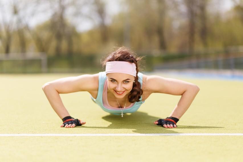 Ali gibanje lahko vpliva na navdušenje in srečo?